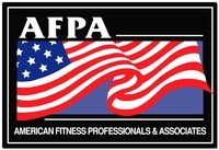 Logo of American Fitness Professionals And Associates