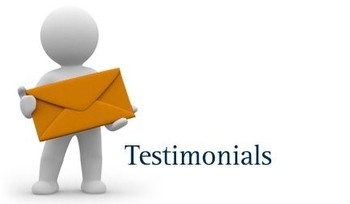 Photo depicting fitness client testimonials